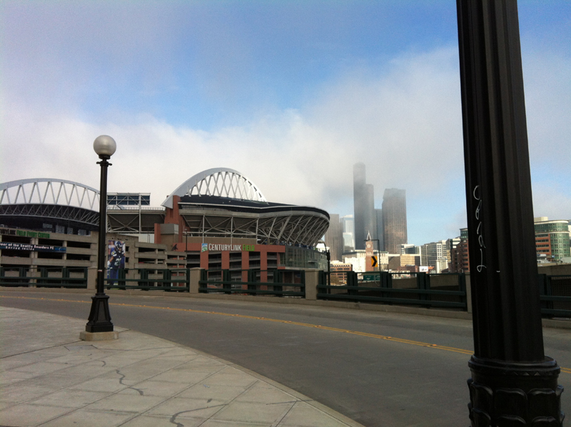 Sunday Seattle S Stadiums Willem S Planet