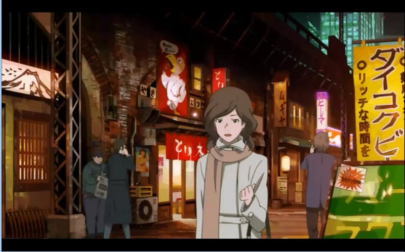 Eden of the East 01