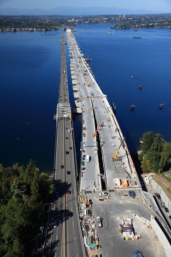 New SR520 bridge